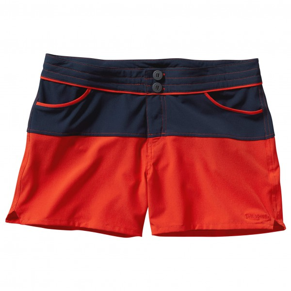 Patagonia - Women's Color Block Meridian Shorts - Badeshorts