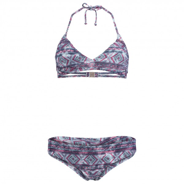 O'Neill - Women's Print Crossover Bikini - Bikinit