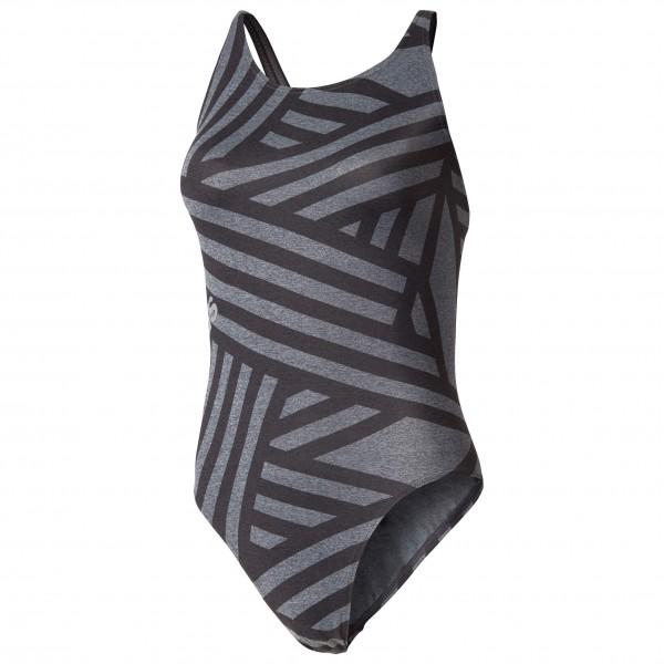 adidas - Women's Graphic Swimsuit Infinitex - Badpak