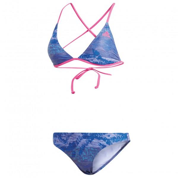 adidas - Women's Beach Volleyball Bikini Allover Printed - B