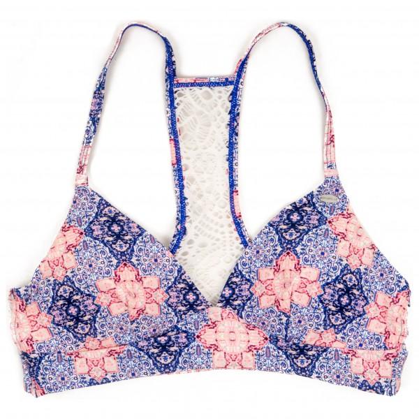 O'Neill - Women's Crochette Back Fashion Top - Bikini top