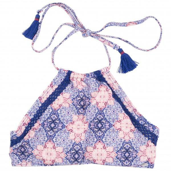 O'Neill - Women's Crochette Edge High Neck Top - Bikinitopp