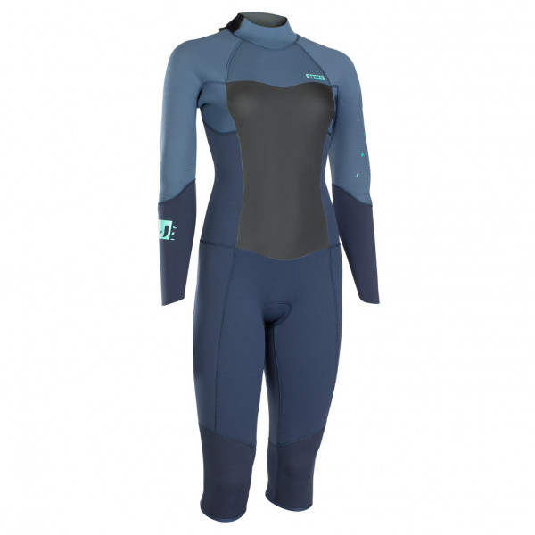 ION - Women's Jewel Element Overknee L/S 4/3 mm BZ DL - Våtdräkt