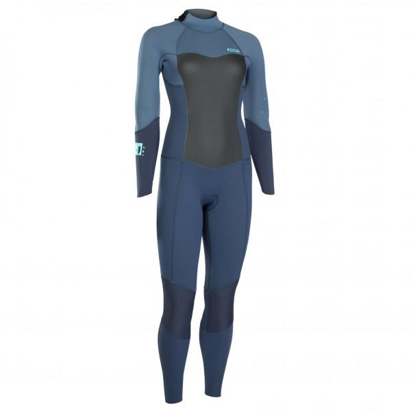 ION - Women's Jewel Element Semidry 5/4 mm BZ DL - Wet suit