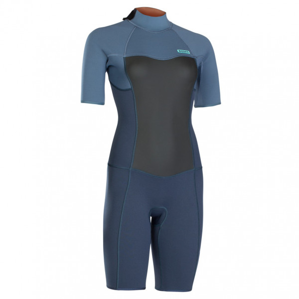 ION - Women's Jewel Element Shorty S/S 2/2 mm BZ DL - Wet suit