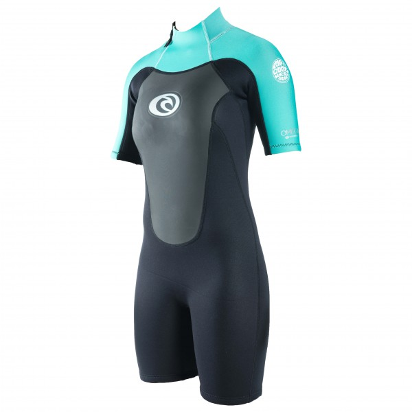 Rip Curl - Women's Omega 1,5 mm S/S Spring - Wet suit