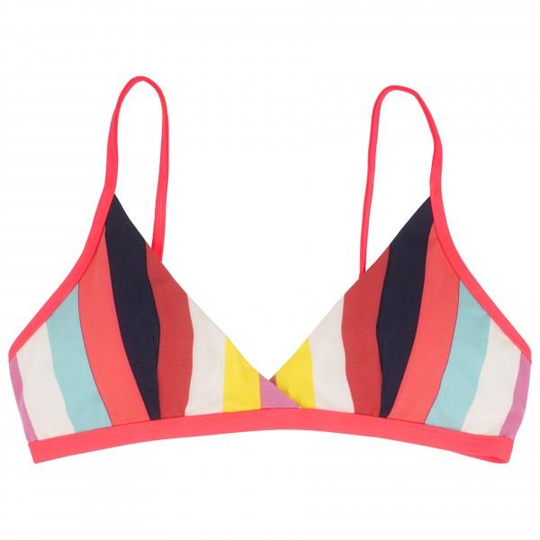 Rip Curl - Women's Sun Stripe Fixed Tri - Bikini-Top