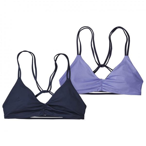 Patagonia - Women's Reversible Seaglass Bay Top - Bikini top