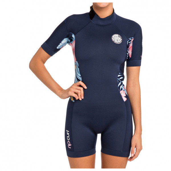 Rip Curl - Women's Dawn Patrol Spring S/S 2mm - Wet suit