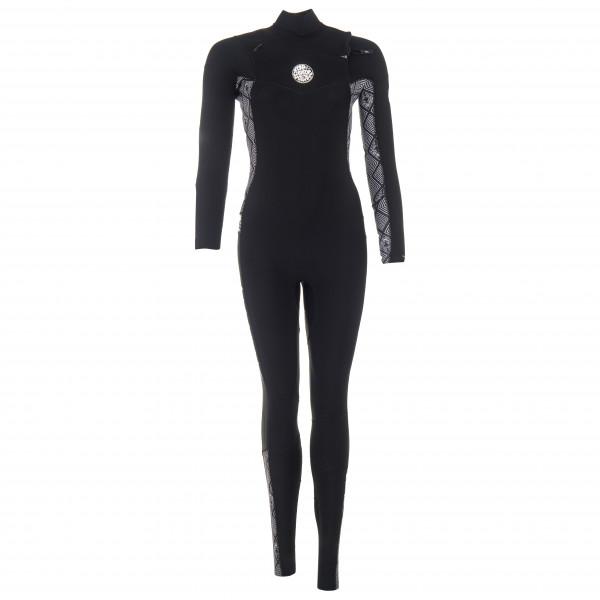 Rip Curl - Womens Dawn Patrol Chest Zip 3/2 Gb Steamer - Wet suit