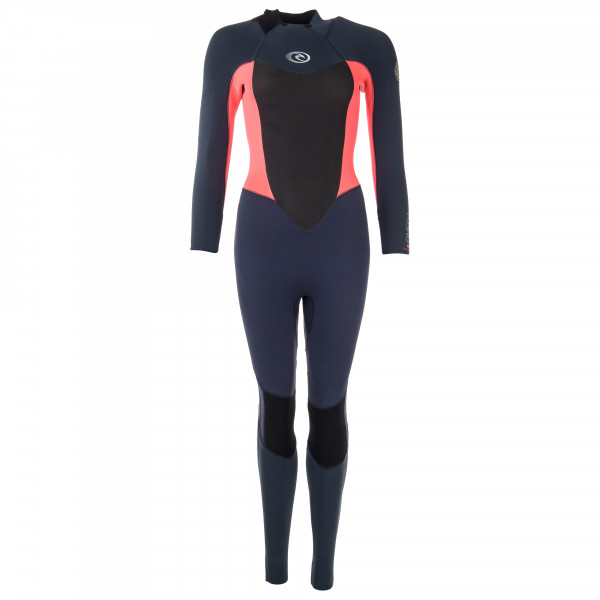 Rip Curl - Women's Womens Omega Back Zip 3/2 Gb Steamer - Wet suit