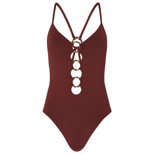 Seafolly - Active Ring Front Maillot - Uimapuku