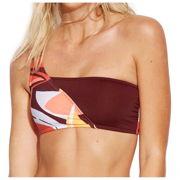 Seafolly - Cut Copy One Shoulder Bandeau - Bikini top