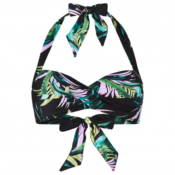 Seafolly - Las Palmas Twist Soft Cup Halter - Bikiniyläosa