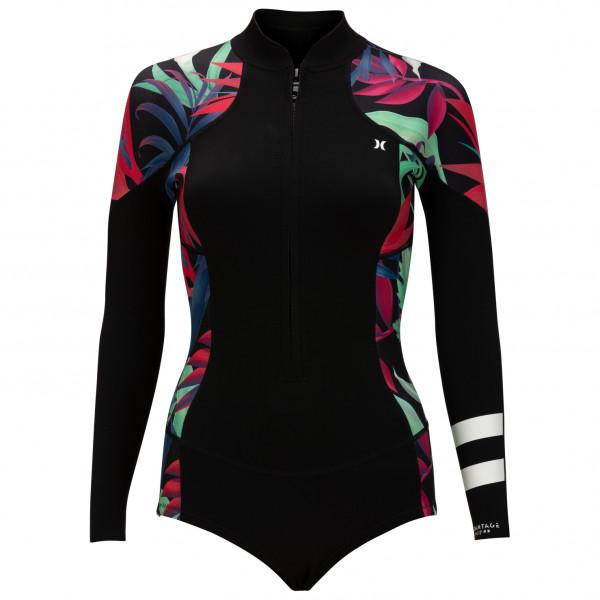 Hurley - Women's Advantage Plus Tropics Springsuit - Neopreen pak