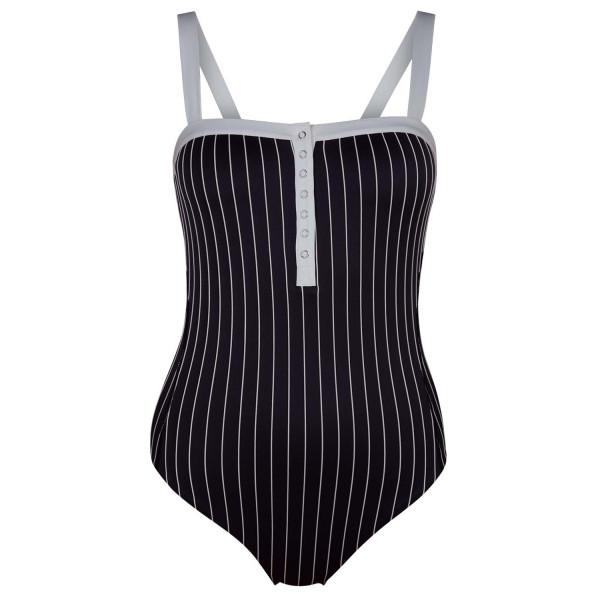 Hurley - Women's Quick Dry Rise Henley Bodysuit - Badpak