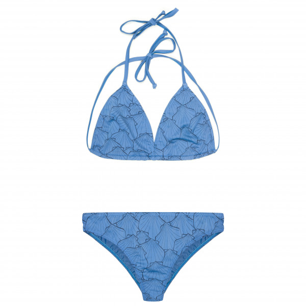 Bleed - Women's Eco Triangle Bikini - Bikinit