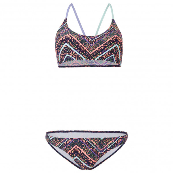 O'Neill - Women's Denia Koppa AOP Bikini - Bikini