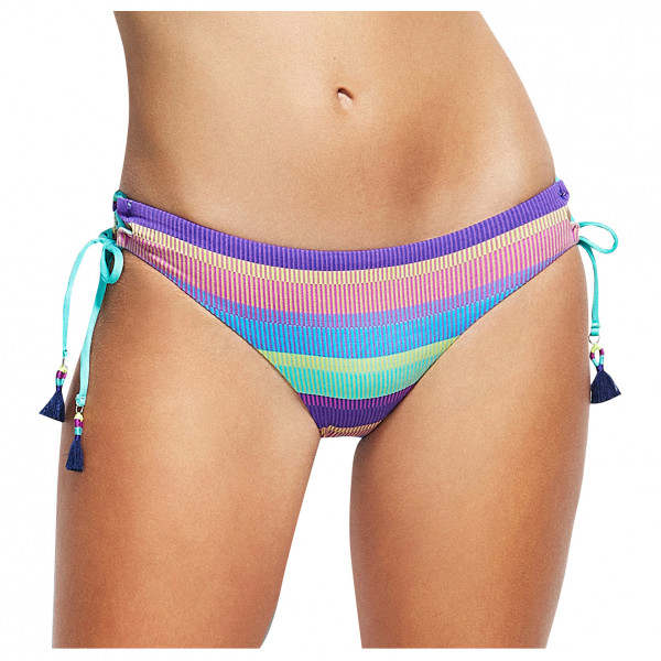 Seafolly - Baja Stripe Brazilian Loop Tie Side - Bikinibroekjes
