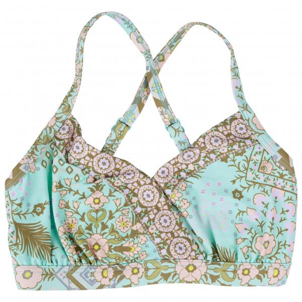 Seafolly - Free Spirit Wrap Front DD Cup Bralette - Bikini top