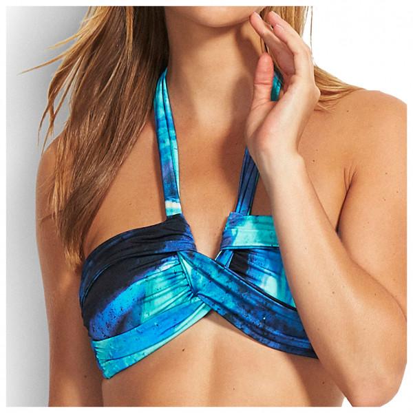 Seafolly - Ocean Ombre Bandeau - Bikini-Top