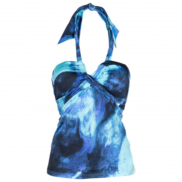 Seafolly - Ocean Ombre Bandeau Singlet - Bikini-Top