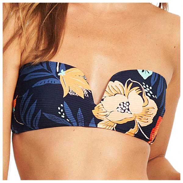 Seafolly - On Vacation Bandeau Bra - Parte superior de bikini
