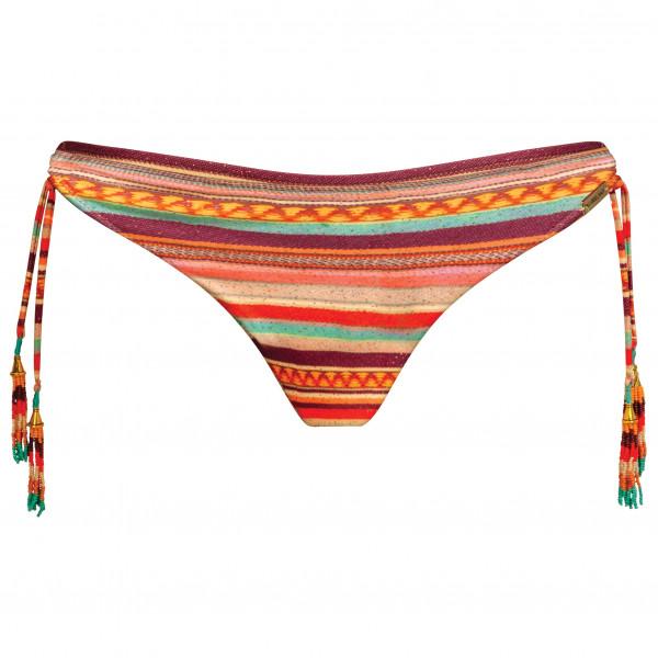 Watercult - Women's Souvenir Stripe Tie Side Pants - Bas de maillot