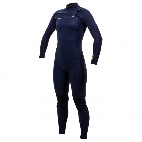 O'Neill - Women's Hyperfreak 4/3+ Chest Zip Full - Wet suit