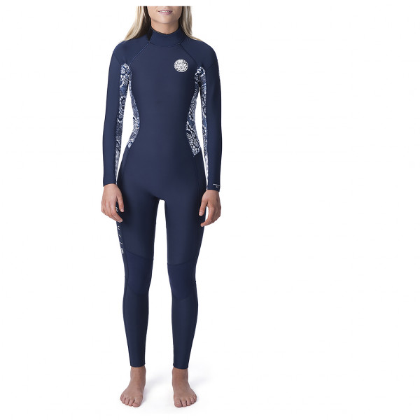 Rip Curl - Women's Dawn Patrol 3/2mm Steamer - Neopreenipuku