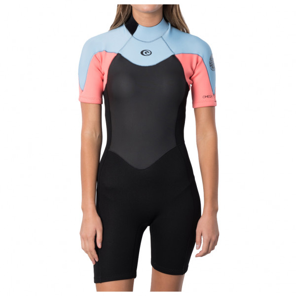 Rip Curl - Women's Omega 1.5mm S/S Spring Suit - Neoprenanzug