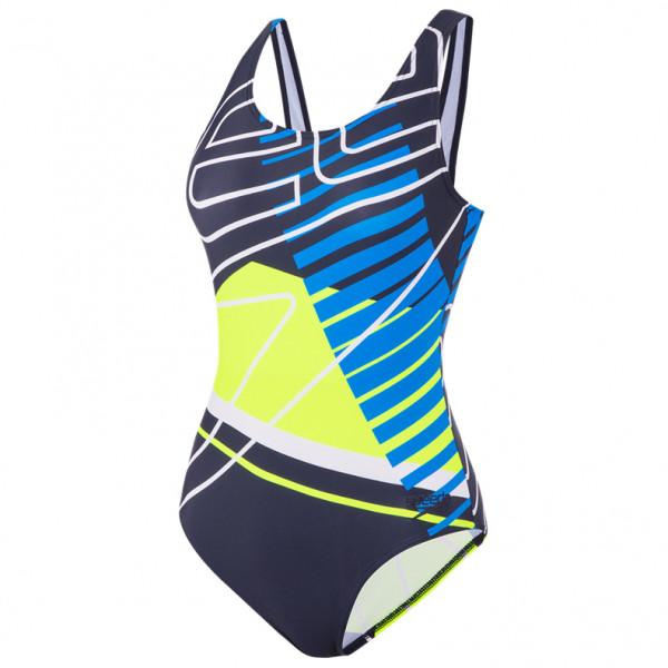 Women's Placement U-Back 1 Piece - Swimsuit