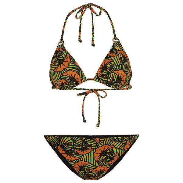 Women's PW Capri Bondey Fixed Set - Bikini