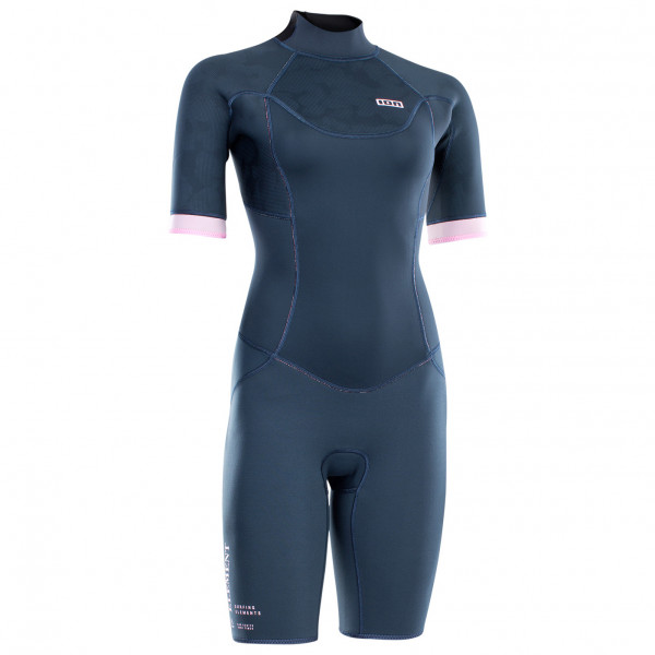 Women's Wetsuit FL Element Shorty S/S 2/2 BZ DL - Wet suit