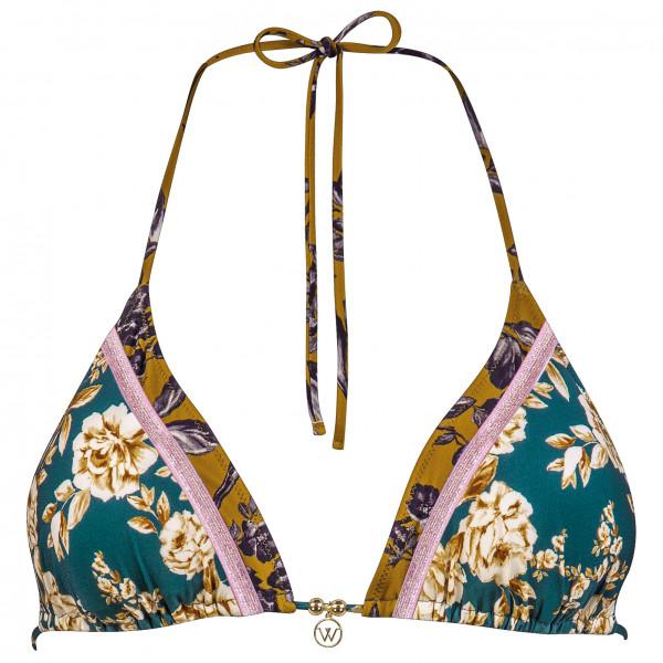 Women's Bikini Top Ottomane Flower - Bikini top
