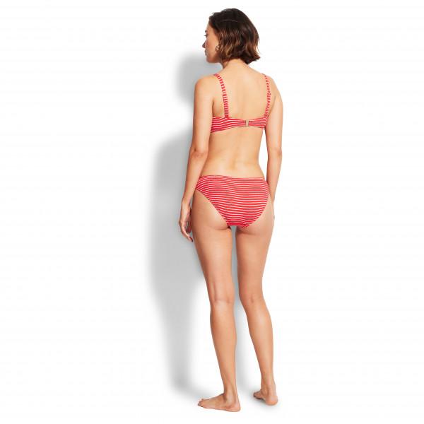Women's Seaside Stripe Hipster - Bikini bottom