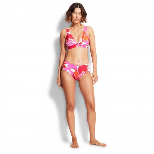 Women's Sun Dancer Wide Side Retro - Bikini bottom