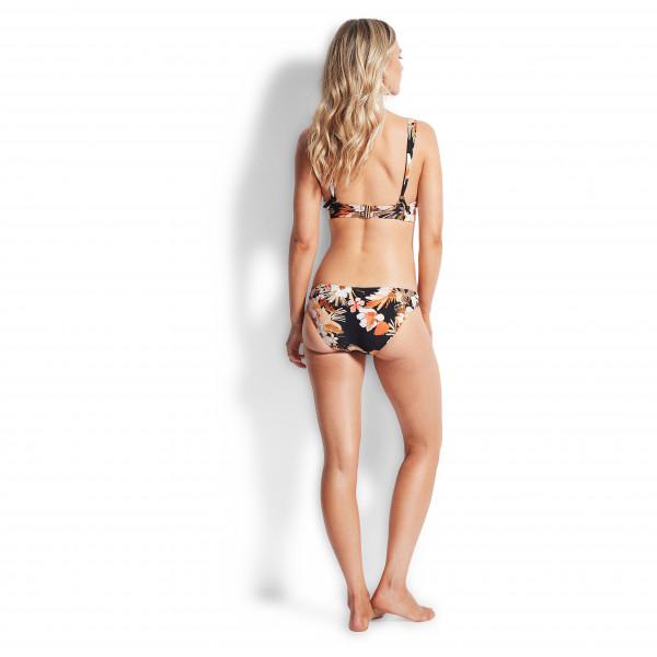 Women's V Neck Crop Top - Bikini top