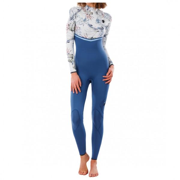 Rip Curl - Women's E-Bomb 4/3 Zip Free Steamer - Wet suit
