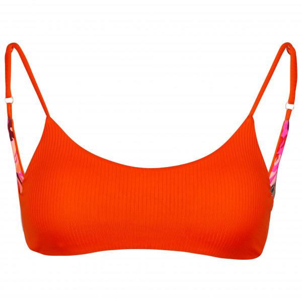 Women's Ginger Orange Lanai - Bikini top