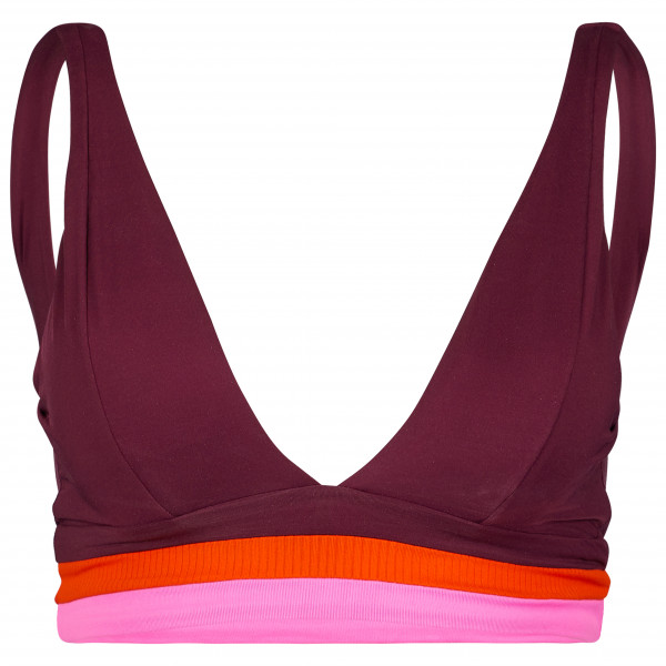 Women's Vintage Grape Paradizzia - Bikini top