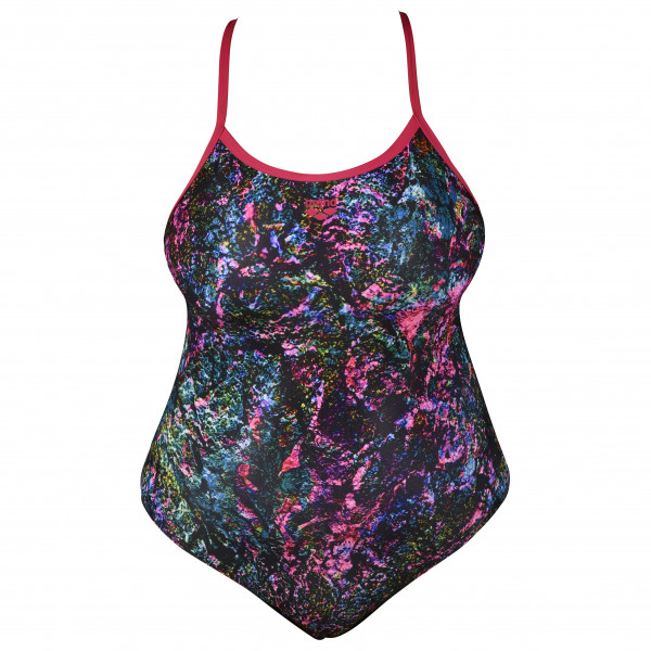 Women's Mountains Texture Light Drop Back OP Plus - Swimsuit