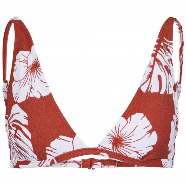 Women's Garden Trip Elongated Tri Bikini Top - Bikini top