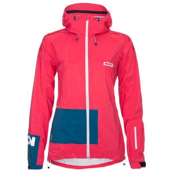 ION - Women's Shell Jacket Cosmic - Pyöräilytakki