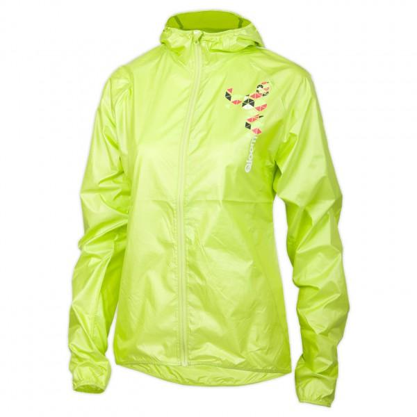 Qloom - Women's Cape Reveque Hoody Jacket - Fietsjack