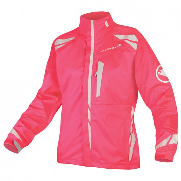 Endura - Women's Luminite 4 in 1 Jacket - Pyöräilytakki