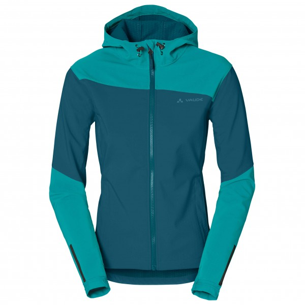 Vaude - Women's Chiva Softshell Jacket - Bike jacket