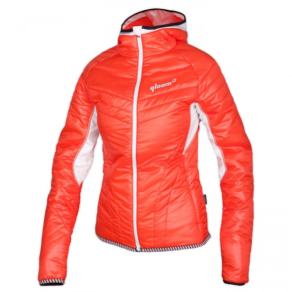 Qloom - Women's Insulation Jacket Honey - Pyöräilytakki