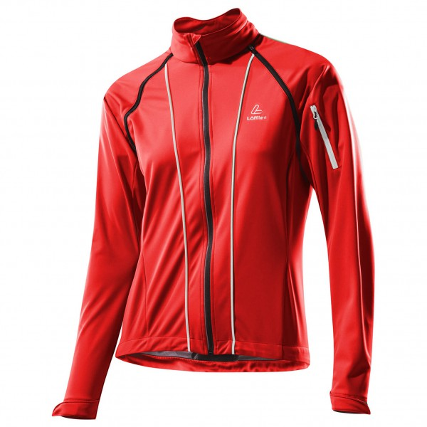 "Löffler - Women's Bike Zip-Off Jacke """"San Remo"""" WS Softshe"