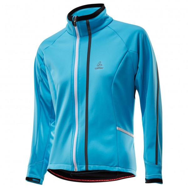 Löffler - Women's Bike Jacke WS Softshell Warm